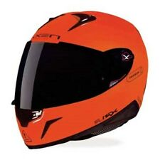 50 casco NEXX integrale XR1 ARANCIO NEON/FLUO taglia XL 61-62 Carbon Fiber