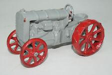 Cast Iron Replica Farm Tractor