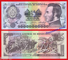 HONDURAS 5 lempiras 2010 Pick 91c SC / UNC