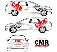 Custom Vehicle Graphics Decals Stickers. Car Van Motorcycle. Vinyl stickers