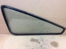84 85 86 87 Honda CRX Coupe L Left Quarter Vent Glass Window Used OEM