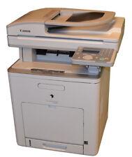 Canon IR-C1028iF Farbkopierer Multifunktionsgerät Drucker Scanner Fax Duplex LAN