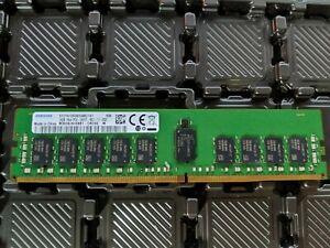 Samsung 16GB 1x16GB M393A2K40BB1 2400 SERVER RDIMM Registered DDR4 RAM Memory ,2
