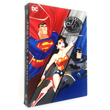 Justice League The Complete Dvd Series Season 1 2 3 4 5 New 10-Disc