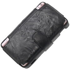 GRIPIS Echtleder-Tasche für Nintendo DS Lite, passgenau, Made in Germany, NEU