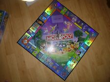 MONOPOLY DISNEY EDITION REPLACEMENT GAME BOARD ONLY (C) 2001