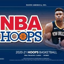 2020-21 NBA Hoops Basketball - PICK YOUR CARD - COMPLETE YOUR SET