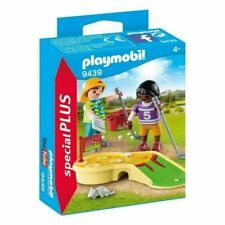 Playmobil 9439 NEW Children minigolf