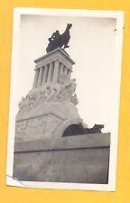 Fotografía 18 LA HABANA (Cuba) MONUMENTO A MÁXIMO GÓMEZ h. 1936.