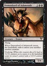 *MRM* FR seigneur démon de cendregueule (demonlord of ashmouth) MTG avacyn