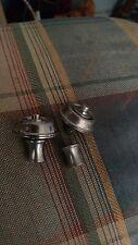 Dunlop Straplocks Guitar Strap Lock Retainer System chrome / nickel FREE USA S&h