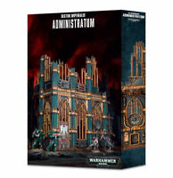 Warhammer 40k - Sector Imperialis Administratum - Brand New in Box! 66-44