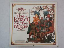 THE 1979 CALENDAR OF J. R. R. TOLKIEN'S THE LORD OF THE RINGS A Film