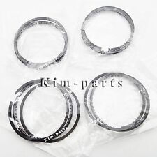 New 4 Sets Mitsubishi S4L S4L2 Engine Piston Ring for Tractor Skid Steer Loader