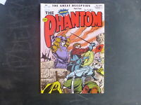 PHANTON COMIC # 1505 THE GREAT DECEPTION