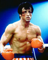 236619 Sylvester Stallone Rocky In Boxing Ring WALL PRINT POSTER DE