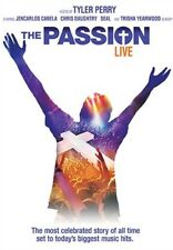 THE PASSION LIVE New Sealed DVD Tyler Perry Seal Trisha Yearwood Chris Daughtry