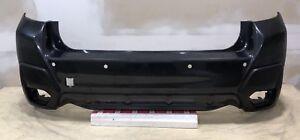 Rear Bumper Cover Subaru Crosstrek XV 2017-2018 57704FL250 OEM