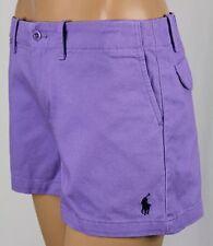 Ralph Lauren Sport Purple Shorts Navy Blue Pony POLO Logo NWT