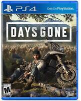 Days Gone PS4 (Sony PlayStation 4, 2019) Brand New Region Free