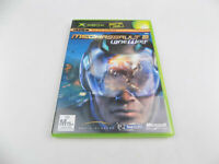 Mint Disc Xbox Original Mechassault 2 Lone Wolf Works on Xbox 360 - Free Postage