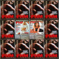 Top Trumps Single Cards FHM Magazine Cover Glamour Girl Models Various (FB3)