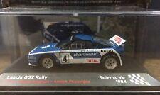 Ixo Altaya 1:43 Lancia 037 Piooner Total Andruet Rally Du Var 1984