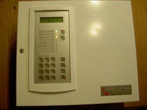 Telenot Complex 200 mit Bedienteil 820 FW 35.74