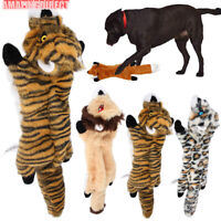 Dog Cat Puppy Plush Squeaky Toy Soft Sound Chew Squeaker Cute Pet Accessories
