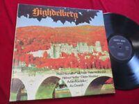 HIGHDELBERG Same Krautrock Orig. cluster guru guru  Vinyl:mint-/ Cover:very good