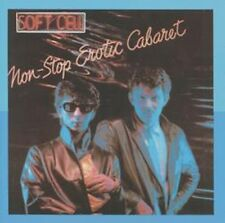 Soft Cell - Non Stop Erotic Cabaret (NEW CD)