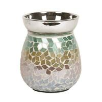 Diamond Tricolour Electric Wax Warmer/Burner &10 Handpoured Scented Melts (3152)