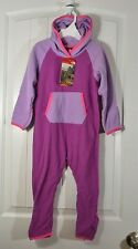 NWT TODDLER INFANT NORTH FACE GLACR ONE PIECE WISTERIA PURPLE SZ 12-18, 18-24