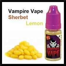 Vampire Vape *4 x 10ml - Sherbet Lemon 6mg E-Liquid