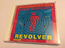 REVOLVER (Ennio Morricone) OOP 1973 Soundtrack Score OST CD NM