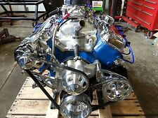 BB CHEVY 454 500HP CHEVY CRATE ENGINE 585FTLBS TURN KEY 2 YEAR WARRANTY