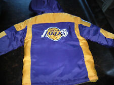 LOS ANGELES LAKERS COAT JACKET KIDS 3T