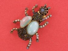 Jewels of Fantasy - Incredible Ornella Beetle Brooch (PN1270)