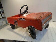 AMF Rebel Pedal Car - Vintage 1960s