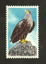 Iceland stamp #378, MHOG, VVF 1965-66, Topical, Birds, SC $15