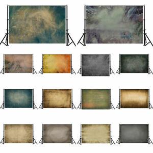 Retro Gradient Tie Dye Photo Backdrop Studio Wall Photography Background Prop