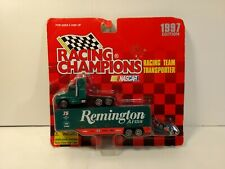 Racing Champions Team Transporter 1997 Edition Remington Arms mb1471