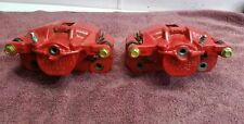 OEM HONDA ACCORD ACURA TSX CLX Si FRONT BRAKE CALIPERS 17CL-C NISSIN 15VN-23T