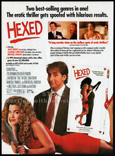 HEXED__Original 1993 Trade print AD/ movie promo__CLAUDIA CHRISTIAN__AYRE GROSS