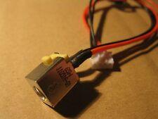 NEW DC POWER JACK PORT w/ CABLE HARNESS GATEWAY NV53A12E NV53A24U SOCKET PLUG