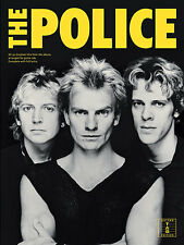 Sting The Police Greatest Hits Guitar TAB Music Book EVERY BREATH YOU TAKE LEARN