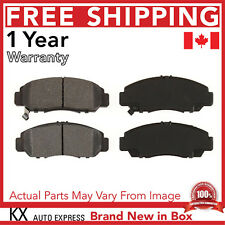 FRONT CERAMIC BRAKE PADS FOR ACURA TSX 2004 2005 2006 2007 2008 2009 2010