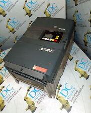 GENERAL ELECTRIC AF-300B 6VAF343007B 7.5HP DRIVE W/ TPE-GS 91.20 DIGITAL MONITOR