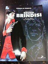 BRUNO BRINDISI - LEZIONI DI FUMETTO - CONIGLIO ED. - DYLAN DOG