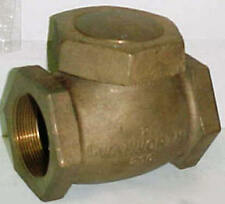 "Walworth 2"" Bronze Check Valve for Plumbing"